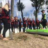Middenschool Sint-Pieter Oostkamp Sportdag 2de jaars