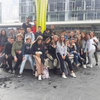 Middenschool Sint-Pieter Oostkamp Uitwisseling naar Italië